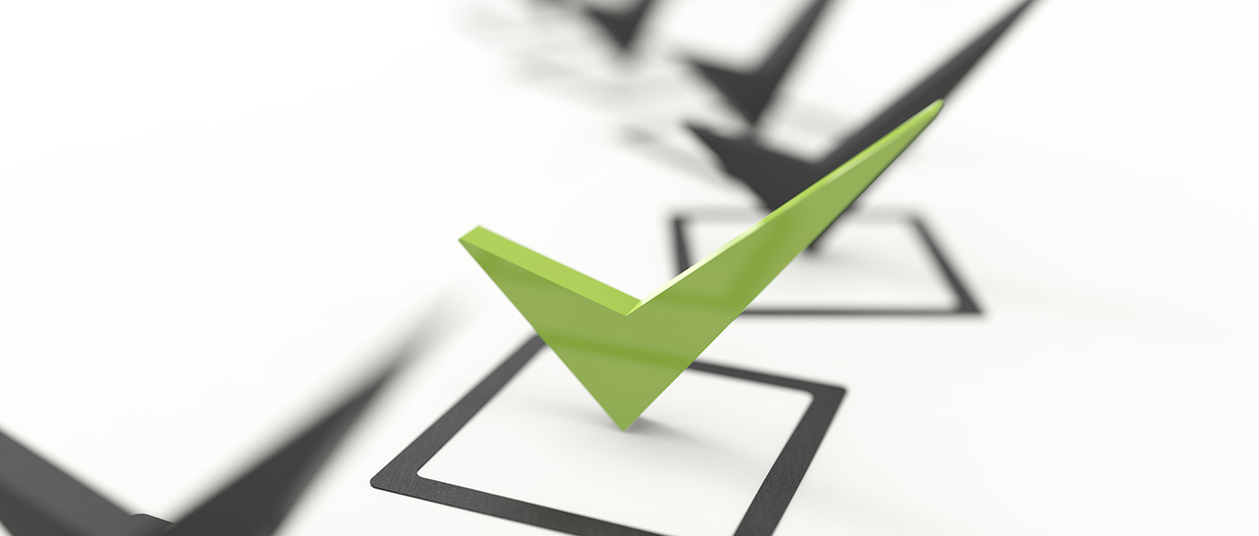 buyer and seller checklist